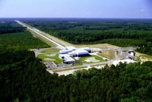 LIGO Livingston Aerial View