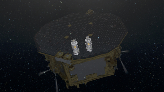 LPF_Operating_in_space_625