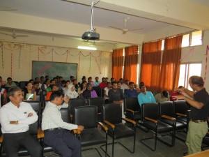 GW talks in maha 2