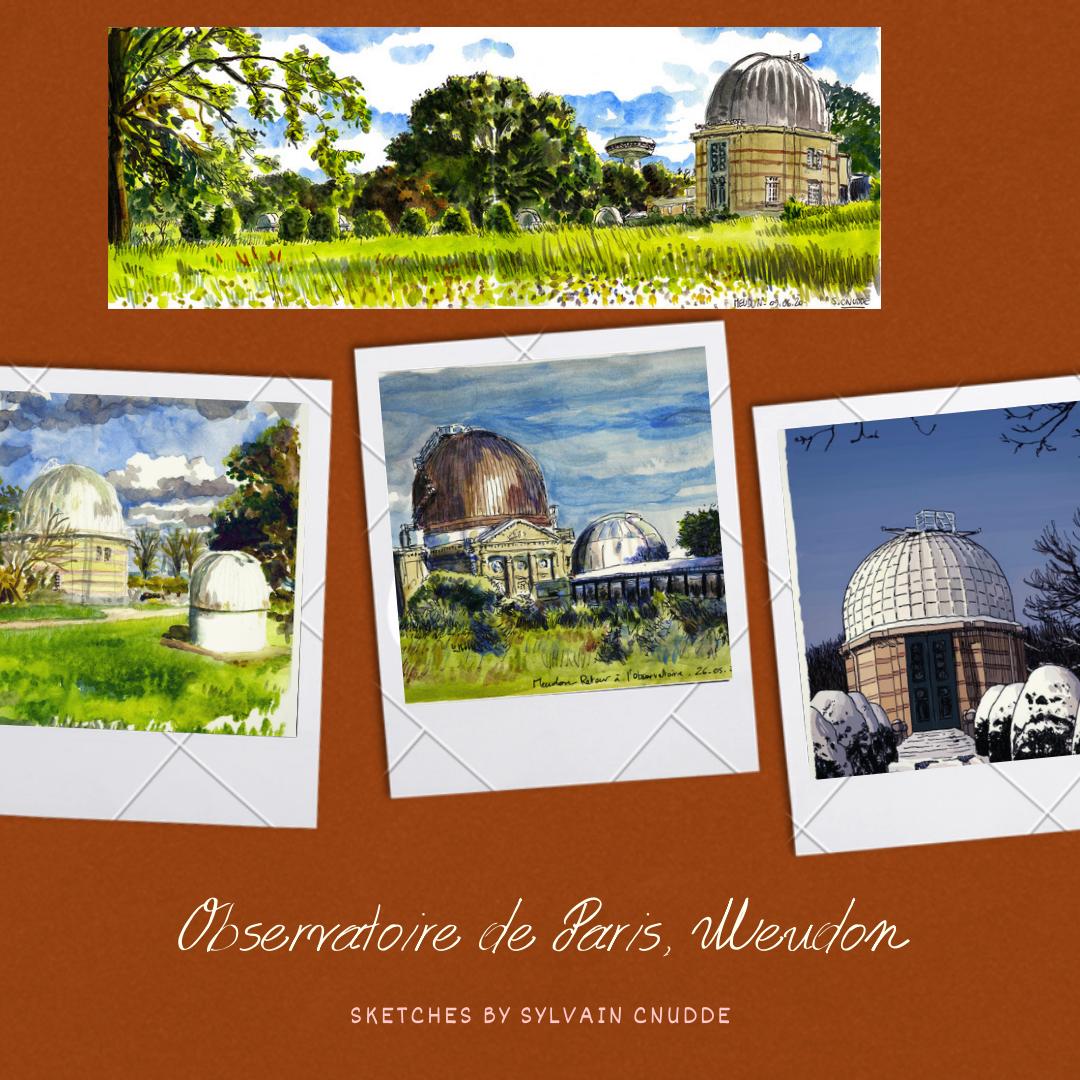 Observatoire de Paris, Meudon